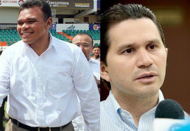 Ivonne Ortega, Rolando Zapata Bello y Mauricio Sahui, entre los más importantes en twitter a nivel nacional. (SIPSE)
