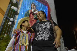 Misas en honor a la Virgen de Guadalupe en Cozumel