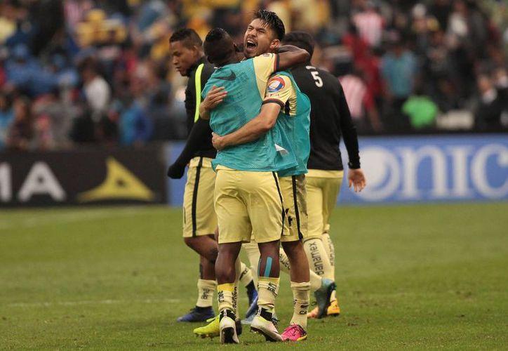 León y Monterrey podrían ser los rivales del América en las semifinales. (Notimex)