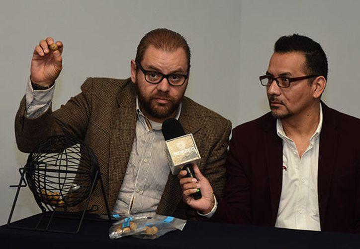 La conferencia de prensa se llevó a cabo en un conocido hotel de la ciudad. (Foto: El Diario de Querétaro)