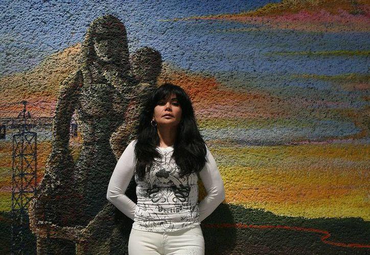 Sandra Ávila Beltrán, La Reina del Pacífico, fue deportada a México, recapturada y sentenciada, pero ahora saldrá libre. (Foto tomada de proceso.com.mx)