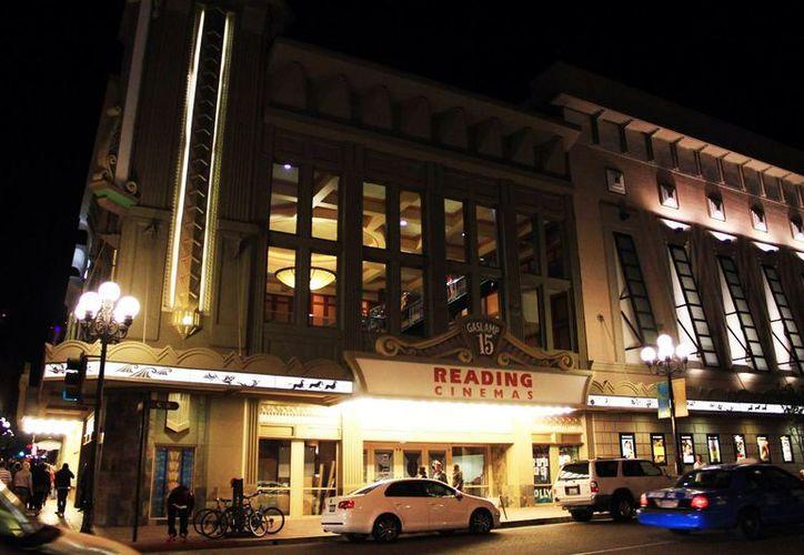 Es el segundo incidente que se registra en un cine en San Diego. (Imagen de contexto)