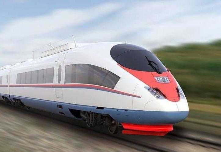 El proyecto del tren es de las prioridades del Gobierno Federal. (Archivo/SIPSE)