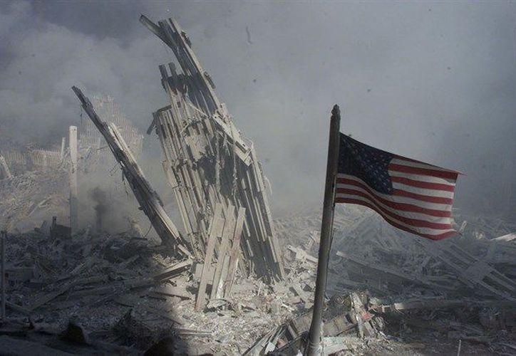 El atentado de las Torres Gemelas costó la vida a cerca de 3 mil personas. (Internet)