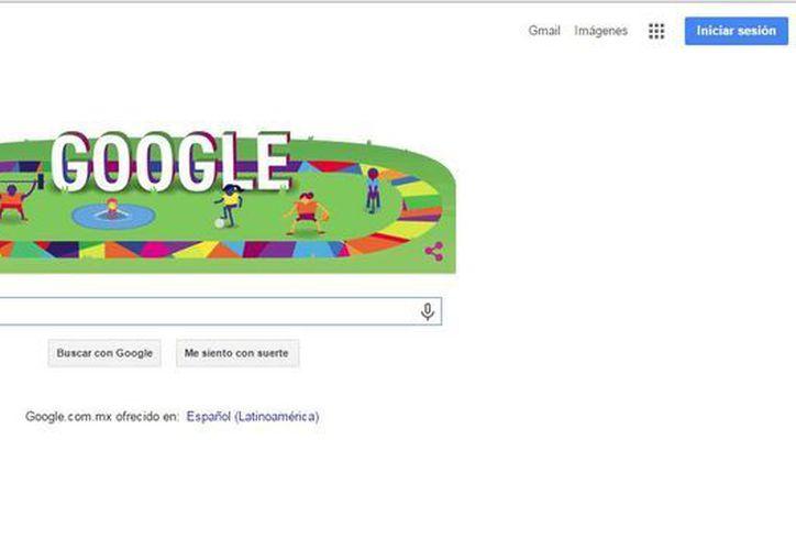 Google dedica un 'doodle' especial conmemorando la inauguración de los Juegos Especiales 2015, que se llevará a cabo mañana. (Sipse.com)