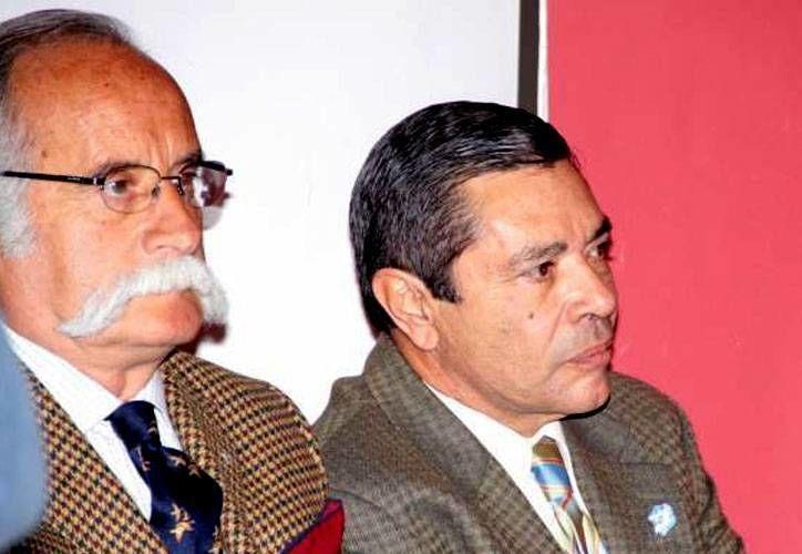 De Marchi (izq)  cumplía una pena de 25 años de prisión, mientras Olivera había sido condenado a cadena perpetua. (perfil.com)