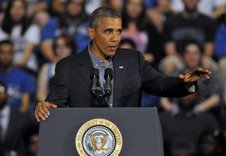 El Pentágono se declara listo si Obama decide intervenir. (EFE)