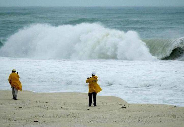 Las víctimas fueron encontradas en un paraje de la playa La Cava, en el municipio de Alvarado. (Archivo/SIPSE)