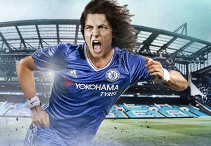 David Luiz jugará la Liga Premier con el Chelsea, a partir de las siguientes semanas. (Foto tomada de Facebook/David Luiz Oficial)