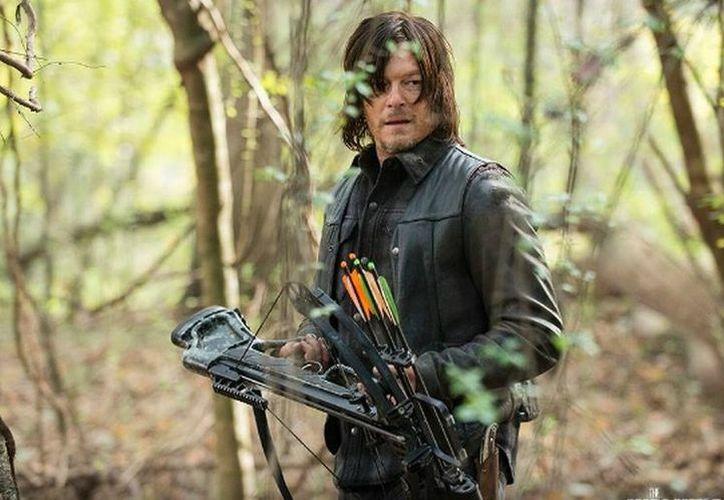 Daryl y Carol aparecen juntos, luego de que en la séptima temporada estuvieron alejados. (Foto: Contexto/Internet)