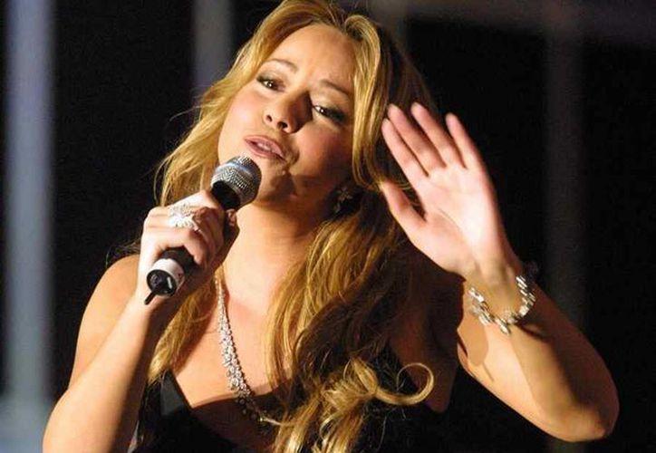 Mariah Carey canceló un concierto en Las Vegas debido a una bronquitis. (telemundo.com)