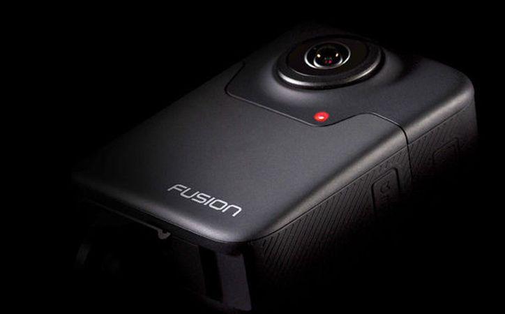 GoPro no ha querido quedar atrás con la realidad virtual y lanza la nueva 'Fusion' y grabará en 360 grados. (Foto: Internet)