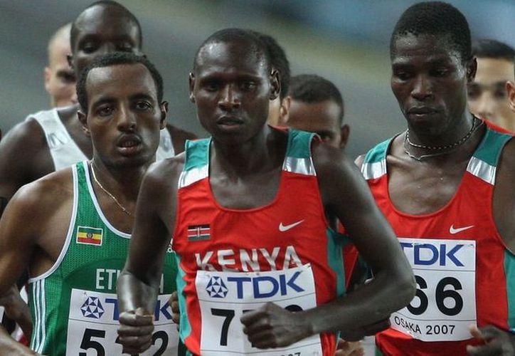 El atleta keniano, Joseph Kiprono se encuentra fuera de peligro, pero con múltiples contusiones. (Foto: ESPN)