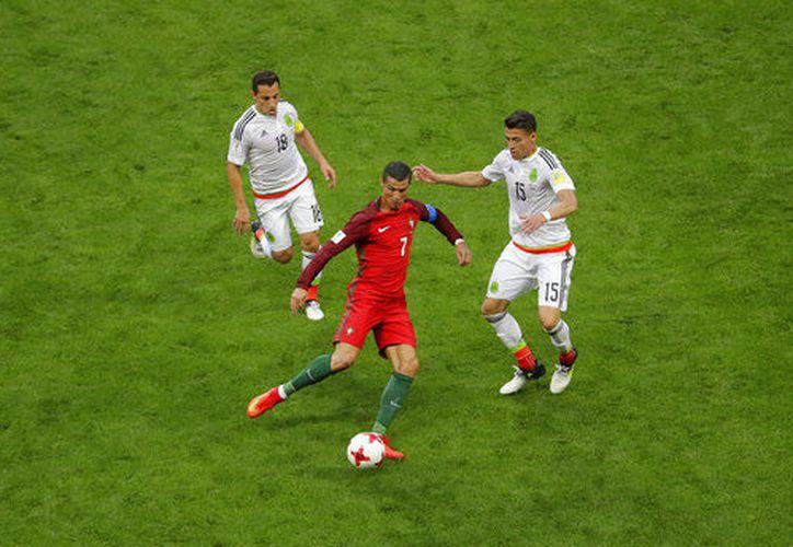 En toda la historia, México y Portugal solo se han enfrentado en 3 ocasiones. (AP)