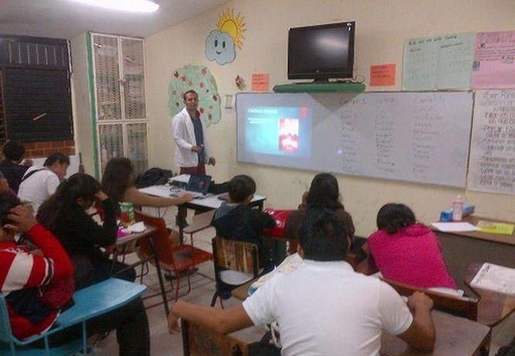 El objetivo es ampliar la oferta educativa del nivel. (Redacción/SIPSE)