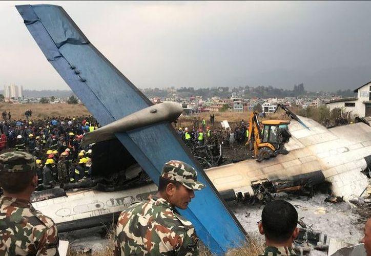 Una confusión entre la torre de control del aeropuerto y pilotos pudo ser causa del percance. (Foto: Reuters)