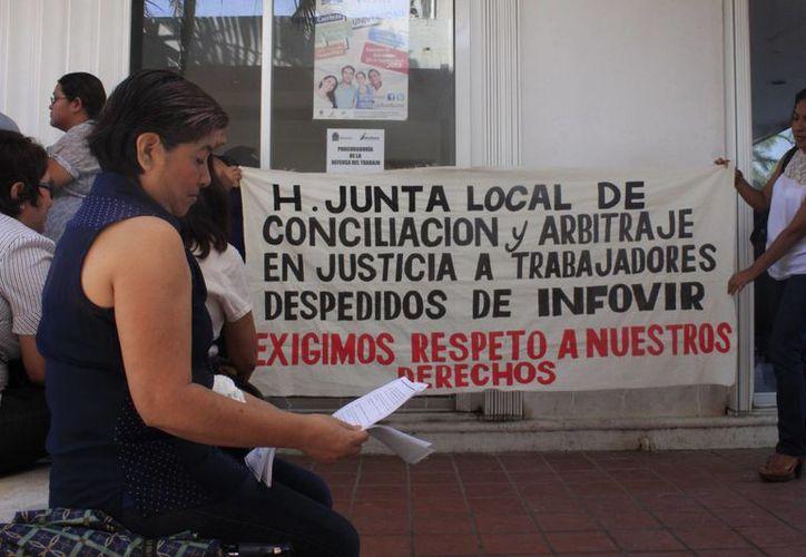 Prevén que los demandantes pendientes desistan porque no existen irregularidades en sus despidos. (Harold Alcocer/SIPSE)