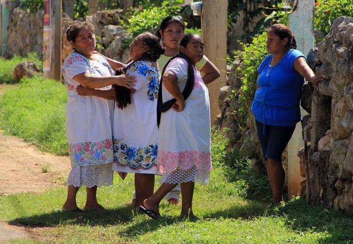 Las comunidades mayas están más preocupadas en qué van a comer mañana que por el mediático fin del mundo. (SIPSE)