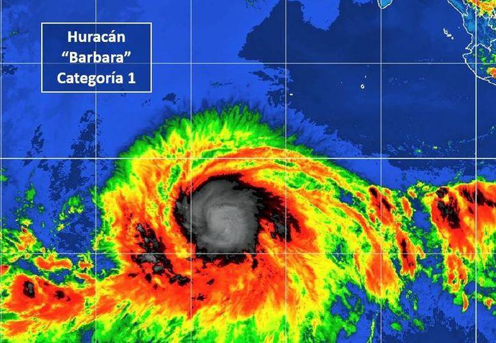 De acuerdo con la Conagua, este fenómeno no representa ningún riesgo para el país. (Agencia Reforma)