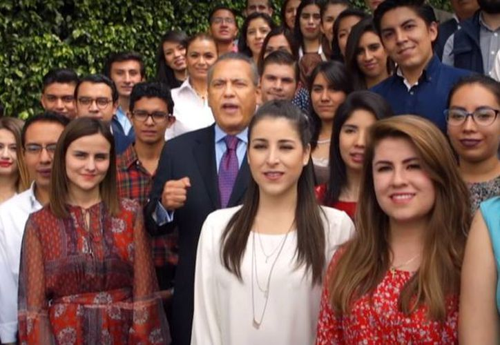 El líder nacional del PRI, Manlio Fabio Beltrones destacó los distintos resultados obtenidos por el partido en las elecciones. (Captura de pantalla/YouTube)