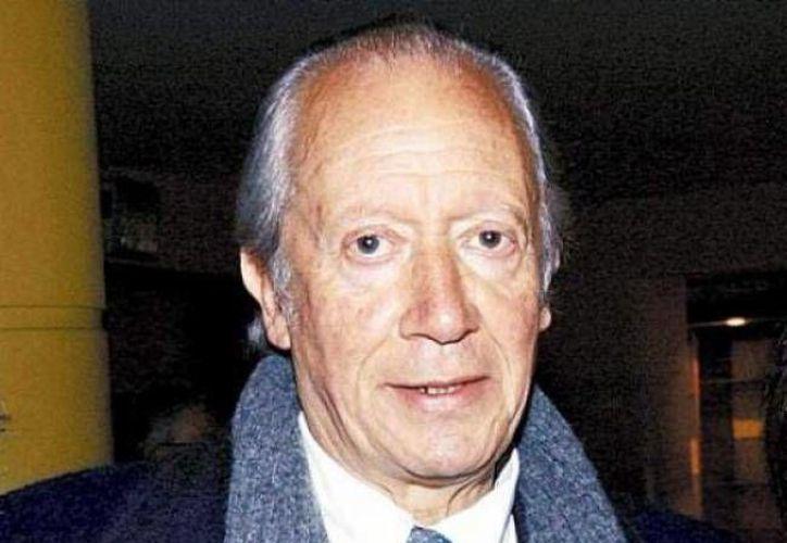 Luis Guillermo Sánchez, director y productor colombiano, es considerado un icono de la televisión, ya que realizó grandes trabajos como 'Café con aroma de mujer'.(Foto tomada de Univisión)