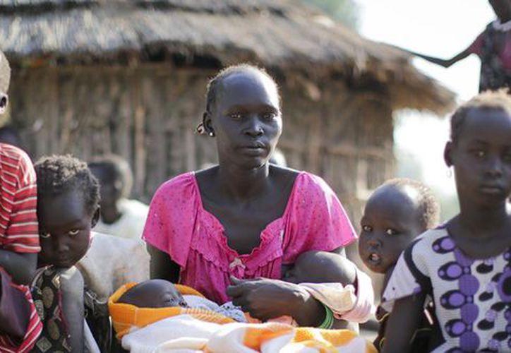 La violencia es el principal resultado de la Guerra en Sudán del Sur. (Foto: Internet)