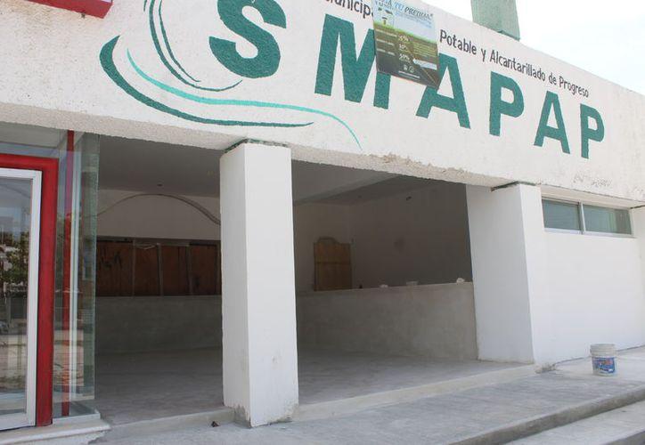 Afirman que proyecto de próximo gobierno afectó las finanzas de Smapap. (Gerardo Keb/Milenio Novedades)