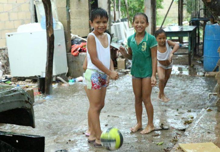 De acuerdo a la Conagua, la jornada dominical incluirá lluvias ligeras en Yucatán. (José Acosta/Milenio Novedades)