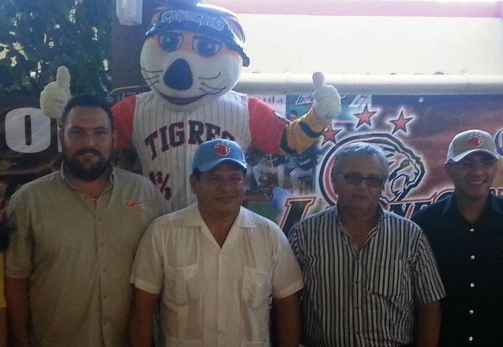 Los juegos de exhibición fueron anunciados en una rueda de prensa realizada en la capital del estado. (Redacción/SIPSE)