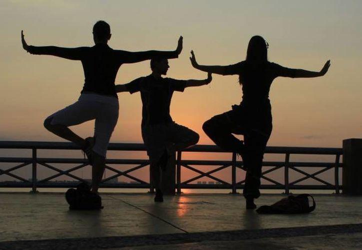 """El distintivo """"Tulum World Capital of Yoga"""" está respaldado por la sociedad civil. (Archivo/ SIPSE)"""