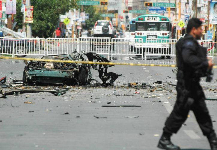 De diciembre de 2012 a diciembre de 2016 se iniciaron 73 mil 534 expedientes por asesinatos dolosos. (Archivo/EFE)