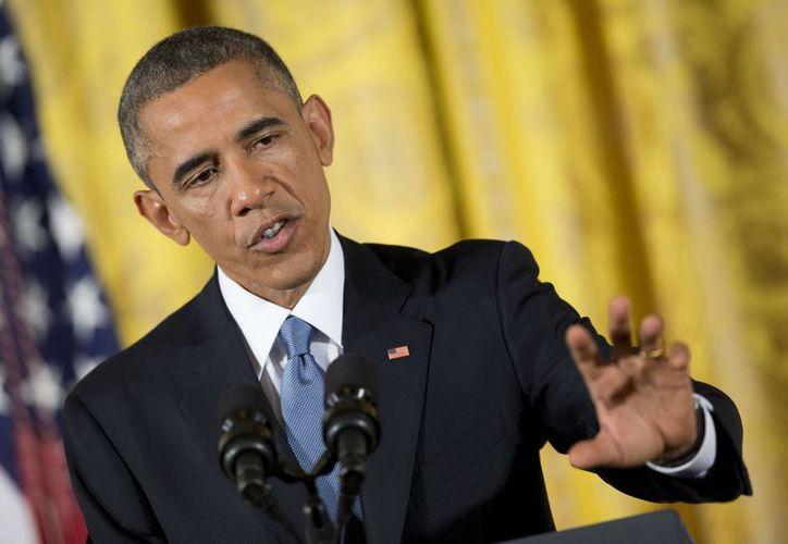 Obama prometió anunciar su plan migratorio después de las elecciones en las que los republicanos obtuvieron la mayoría del Congreso estadounidense. (AP)