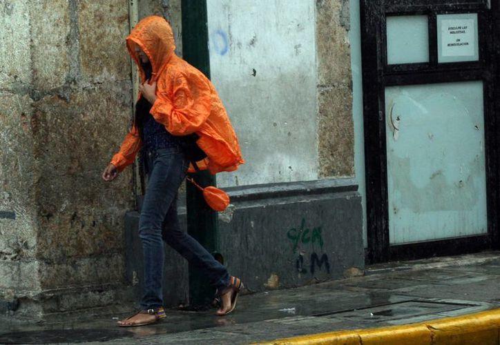 Septiembre es el mes más lluvioso del año en Yucatán. (Christian Ayala/SIPSE)