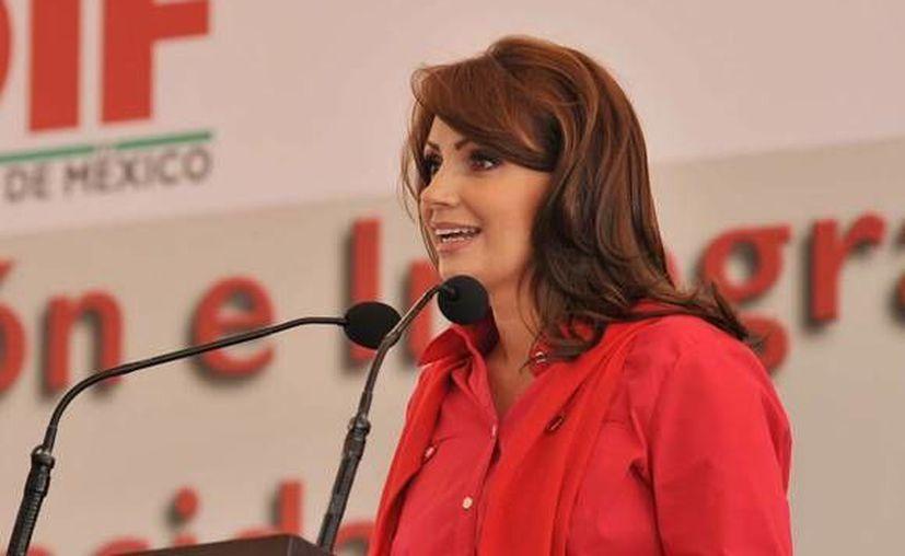 La primera actividad de Angélica Rivera de Peña está programada para las 11:30 horas. (Foto de Contexto/Internet)