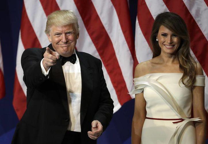 El TLC es uno de los temas que el presidente de EU, Donald Trump, tiene como prioridad en su mandato. (AP/David J. Phillip)
