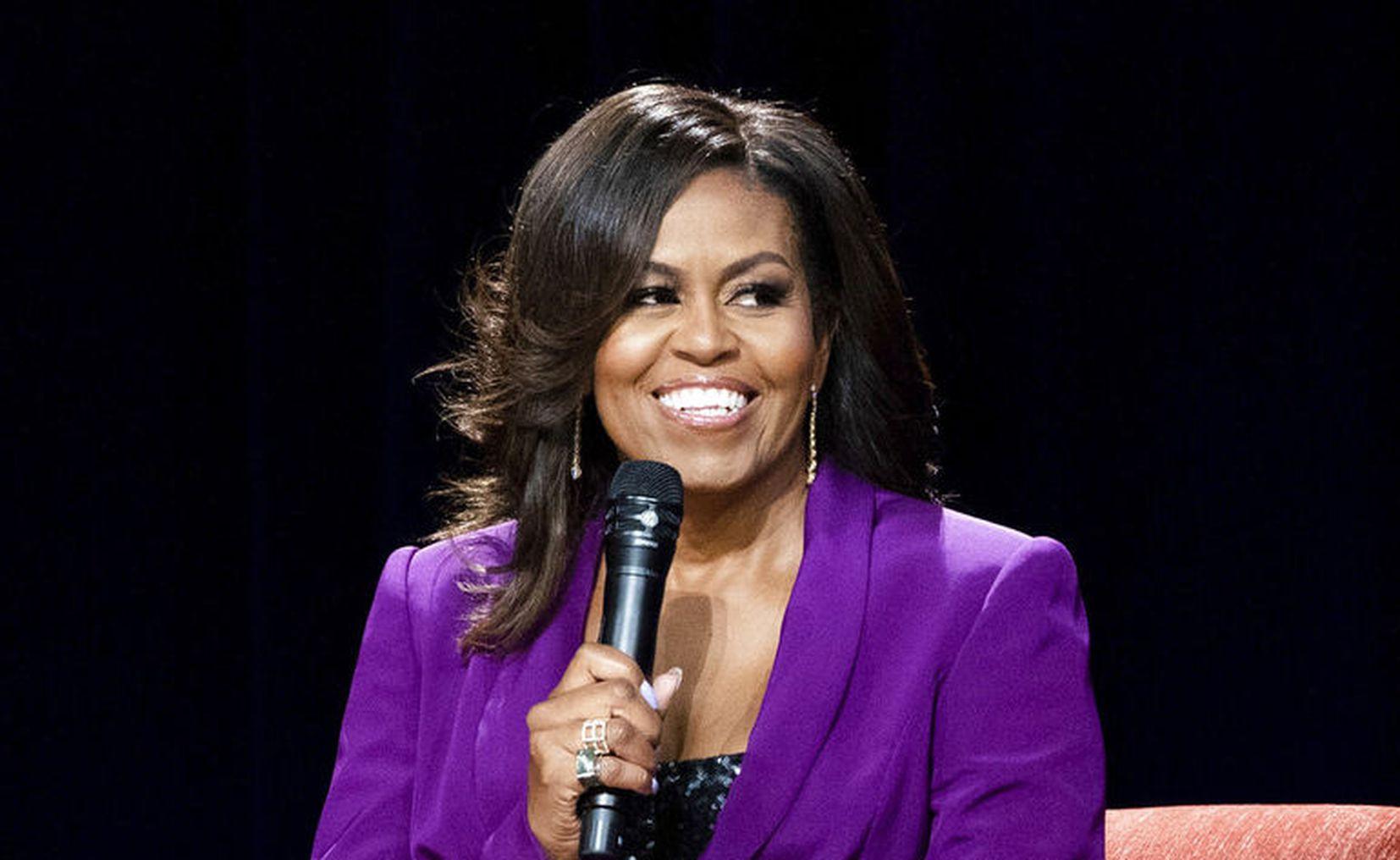 Netflix revela tráiler del documental de Michelle Obama