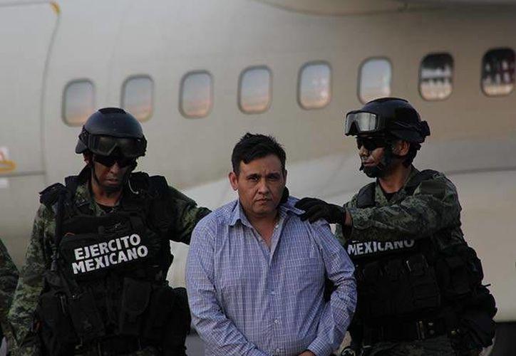 Omar Treviño Morales, ex líder del cártel de Los Zetas, fue detenido el 4 de marzo pasado. (Cortesía)
