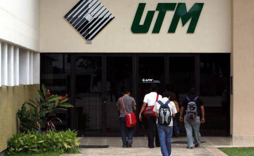 La UTM está subutilizada: sólo 868 aspirantes se inscribieron al examen de admisión, pero el cupo es para mil 400 alumnos. (Archivo/SIPSE)