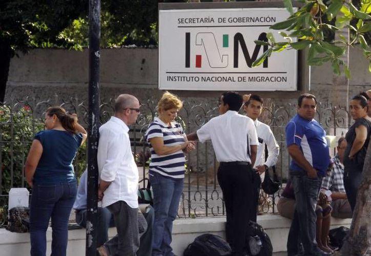 De acuerdo al Instituto para el Desarrollo de la Cultura Maya, existen unos 180 mil yucatecos migrantes viviendo en Estados Unidos. Se espera que una gran cantidad de ellos regrese a vivir a esta entidad debido a que Donald Trump ganó las elecciones presidenciales. (SIPSE/Foto de contexto)
