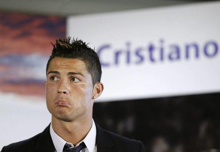 Cristiano no reveló cuánto cobrará por su permanencia en el conjunto madrileño. (EFE)