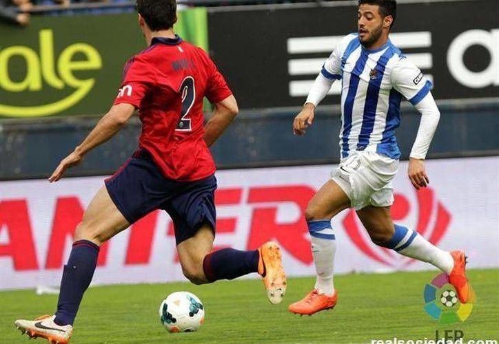 La igualada 1-1 de poco sirvió a los dos clubes. Osasuna sigue en zona de descenso, mientras que Real Sociedad está en quinto lugar de la tabla, a seis puntos del pasaporte a la Champions. (realsociedad.com)