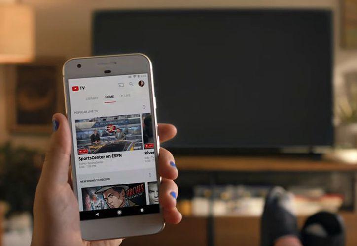YouTube TV es menos de la mitad del costo de una suscripción promedio por cable, aseguran. (Foto: Contexto/Internet)