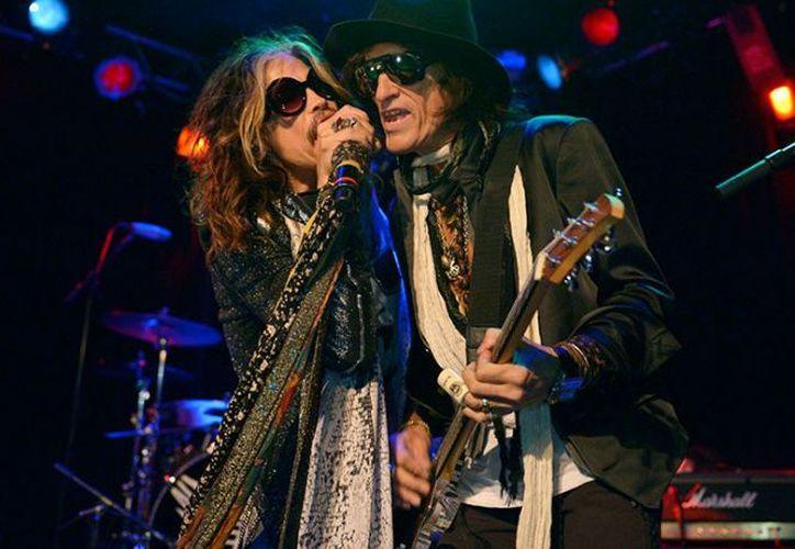 Aerosmith no cancelará su tour por ataque terrorista. (Foto: Excelsior)
