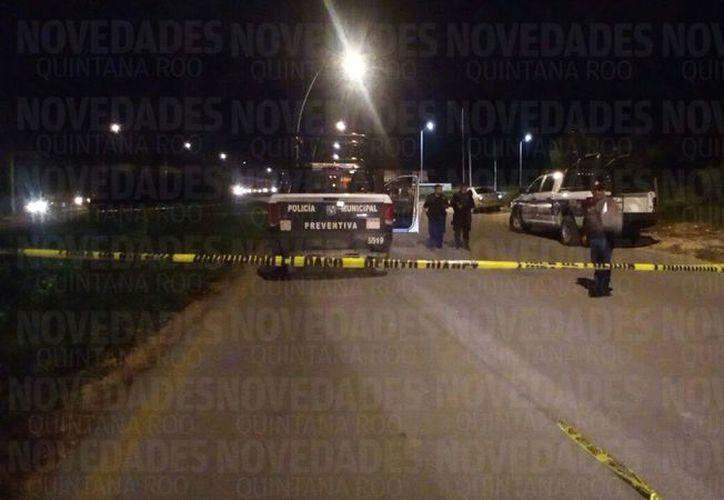 El conductor atacado no ha sido identificado. (Foto: Eric Galindo/SIPSE)