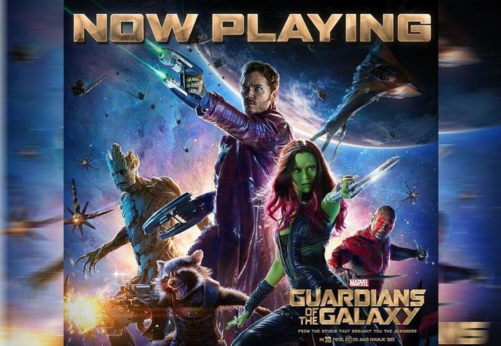 "Disney informó que ""Guardianes de la galaxia"" recaudó 66.4 mdd en su debut fuera EU y Canadá. (Facebook/Guardians of the Galaxy)"