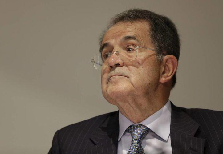 Prodi se dijo honrado de haber sido candidato. (Agencias)