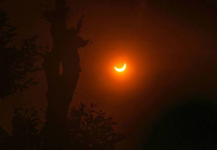 Para este 2017 se esperan dos eclipses de sol: uno en febrero y otro en agosto. (Archivo/NASA)