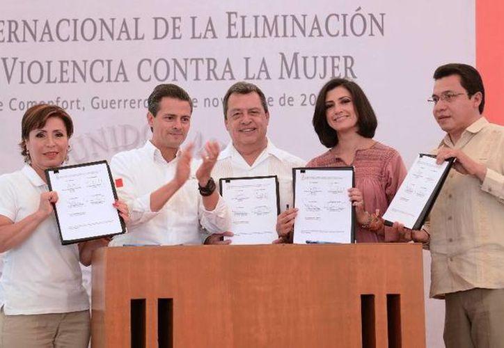 La Ciudad Mujer que se levantará en Tlapa, Guerrero, contará con un área de desarrollo social y un centro de salud. (Presidencia)