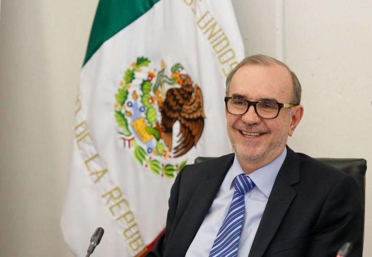 Sada Solana cuenta con amplia experiencia en la diplomacia nacional. (telefonorojo.mx)