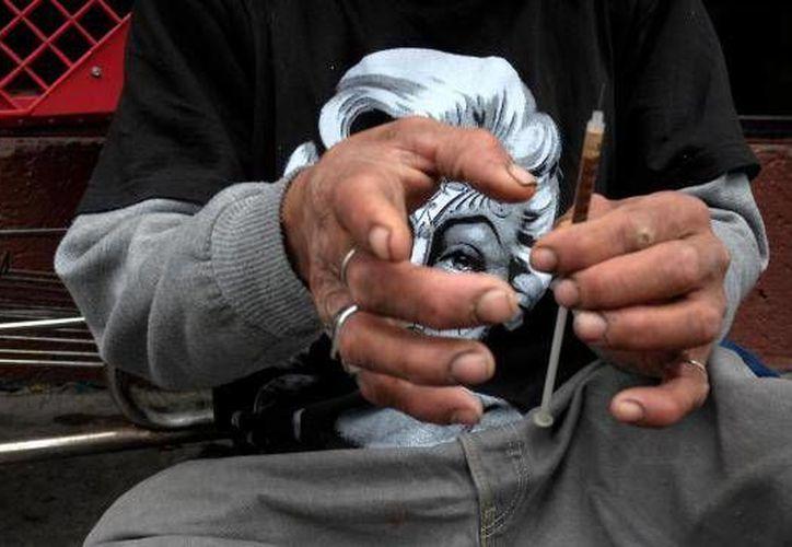 En lo que va de año en el condado de Harris se han registrado 19 muertes atribuidas a la heroína. (Archivo/AP)